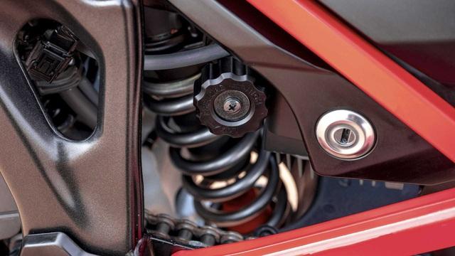 Honda nâng cấp Africa Twin, quyết cạnh tranh BMW và KTM - 8