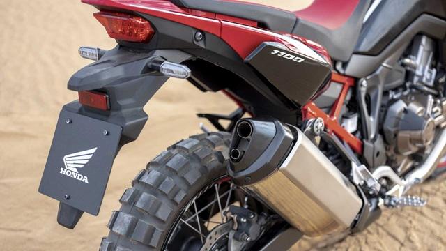 Honda nâng cấp Africa Twin, quyết cạnh tranh BMW và KTM - 12