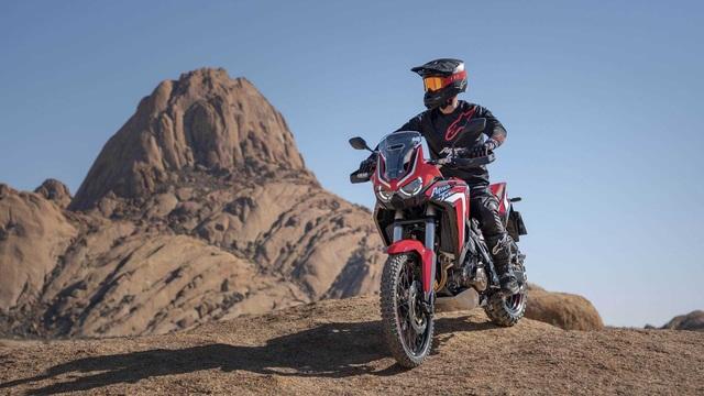 Honda nâng cấp Africa Twin, quyết cạnh tranh BMW và KTM - 10