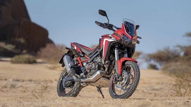 Honda nâng cấp Africa Twin, quyết cạnh tranh BMW và KTM - 17