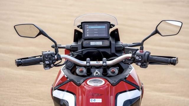 Honda nâng cấp Africa Twin, quyết cạnh tranh BMW và KTM - 21