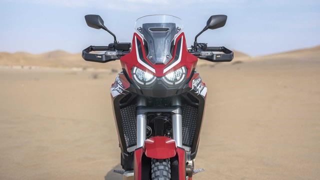 Honda nâng cấp Africa Twin, quyết cạnh tranh BMW và KTM - 20