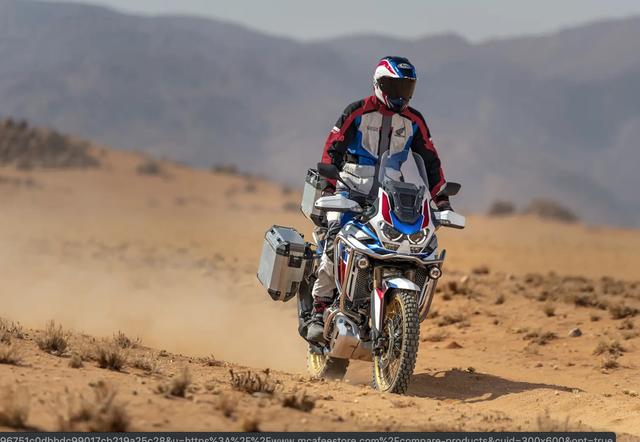Honda nâng cấp Africa Twin, quyết cạnh tranh BMW và KTM - 6