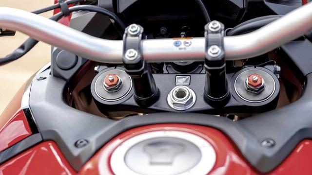 Honda nâng cấp Africa Twin, quyết cạnh tranh BMW và KTM - 14