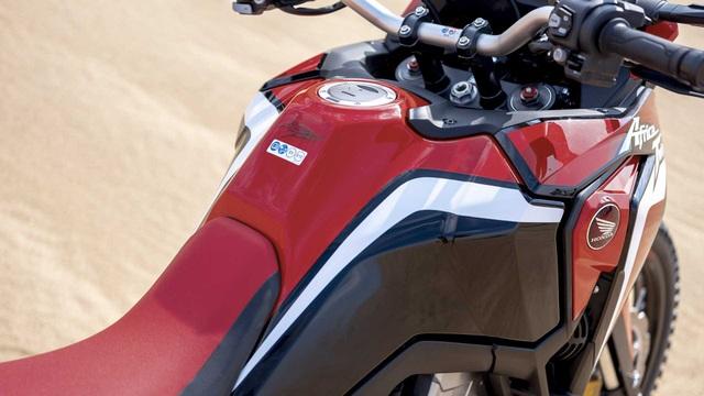 Honda nâng cấp Africa Twin, quyết cạnh tranh BMW và KTM - 4