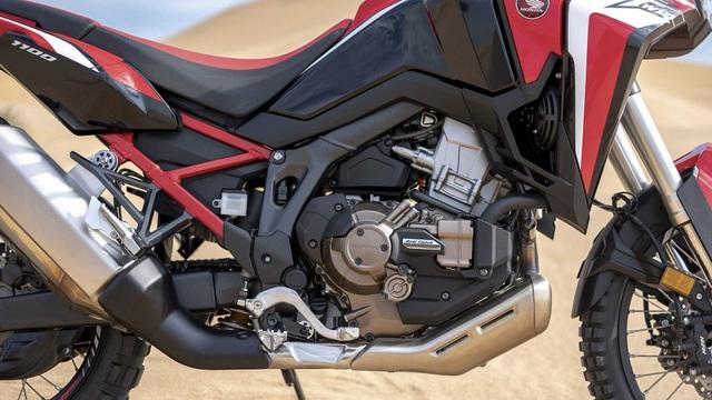 Honda nâng cấp Africa Twin, quyết cạnh tranh BMW và KTM - 3