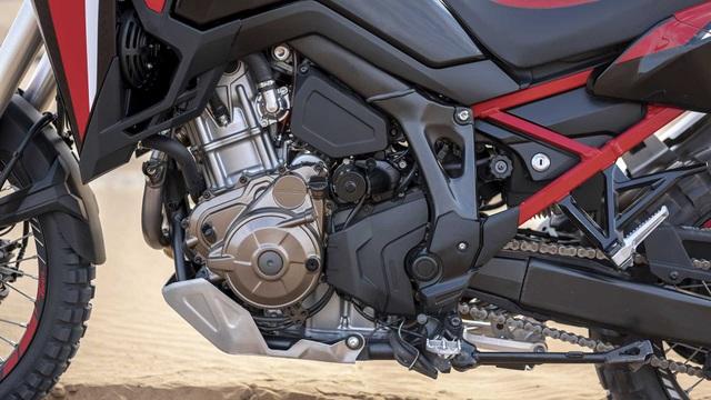 Honda nâng cấp Africa Twin, quyết cạnh tranh BMW và KTM - 16