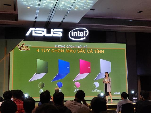 ASUS ra mắt VivoBook S14/S15 lần đầu tích hợp Intel Optane H10, giá từ 19 triệu đồng - 1
