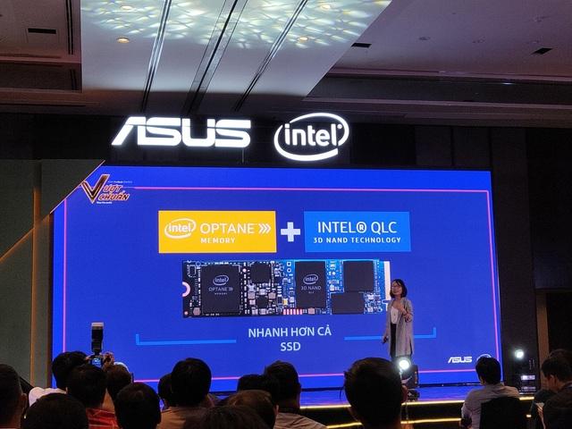 ASUS ra mắt VivoBook S14/S15 lần đầu tích hợp Intel Optane H10, giá từ 19 triệu đồng - 5