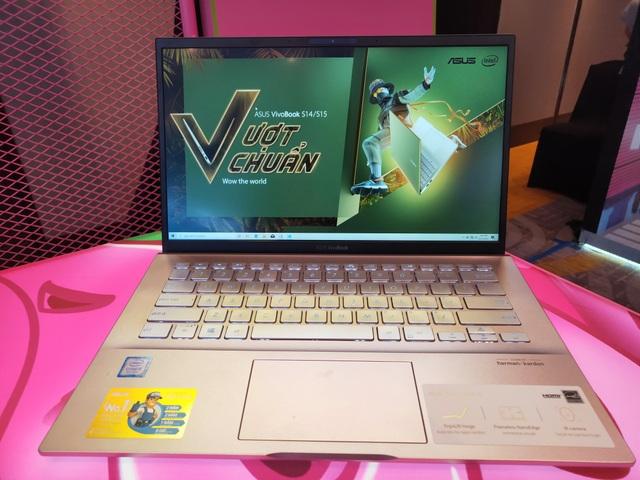 ASUS ra mắt VivoBook S14/S15 lần đầu tích hợp Intel Optane H10, giá từ 19 triệu đồng - 3