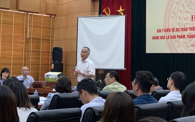 """Dự thảo thông tư hàng """"Made in Vietnam"""": Bộ Tư pháp vạch bất cập lớn - 1"""