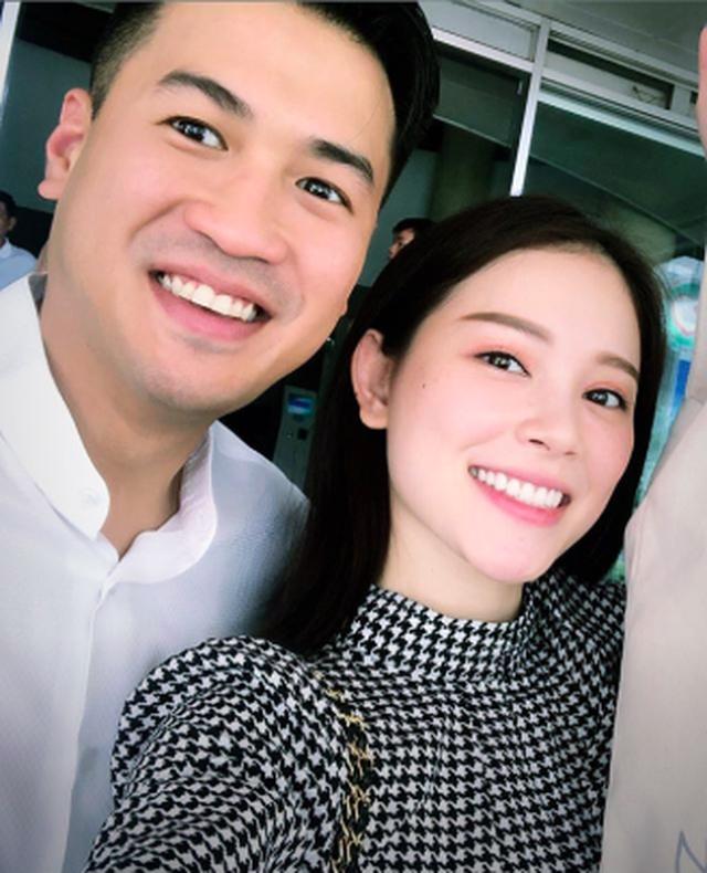Vừa công khai yêu em chồng Hà Tăng, Linh Rin đã bất ngờ mặc áo dài cưới - 2