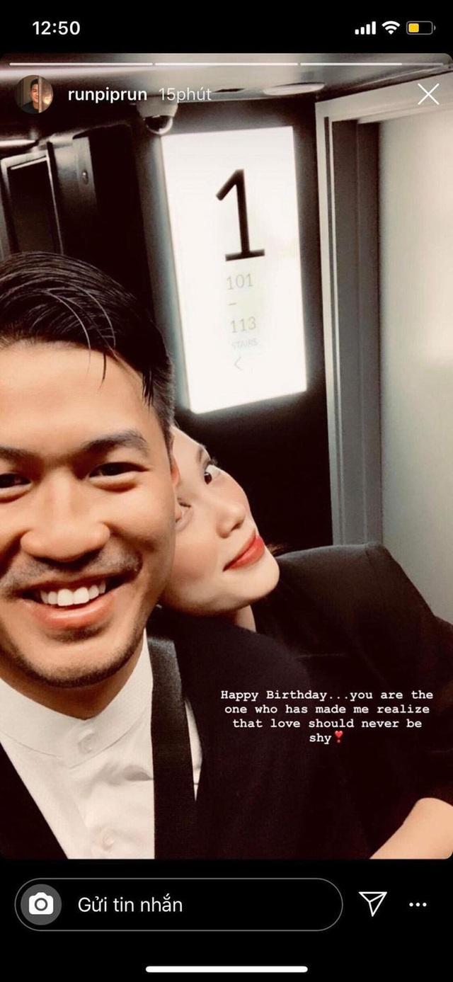 Vừa công khai yêu em chồng Hà Tăng, Linh Rin đã bất ngờ mặc áo dài cưới - 7