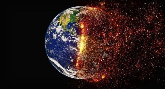 Cảnh báo nguy cơ đe dọa tăng nhiệt độ toàn cầu vào năm 2100 - 1