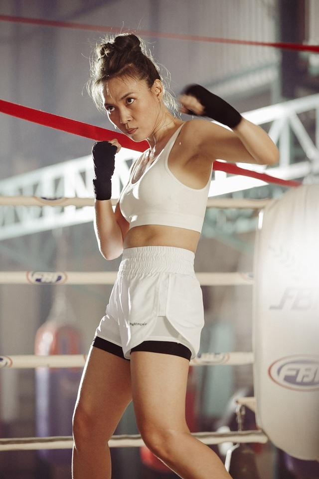 Mỹ Tâm khác lạ trong hình ảnh nữ võ sĩ - 1