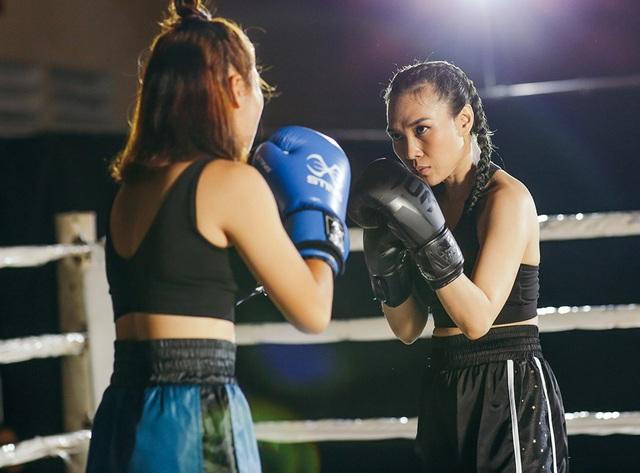 Mỹ Tâm khác lạ trong hình ảnh nữ võ sĩ - 2