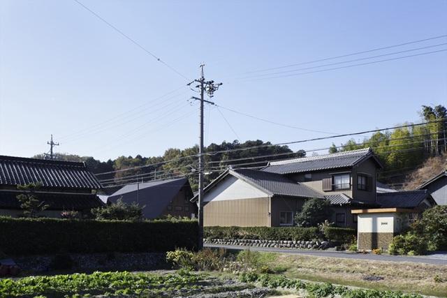 """Mê mẩn ngôi nhà ở vùng quê Nhật Bản lấy cảm hứng từ """"Origami"""" - 16"""