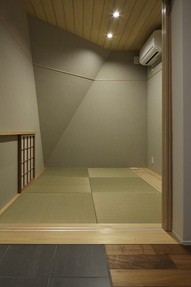 """Mê mẩn ngôi nhà ở vùng quê Nhật Bản lấy cảm hứng từ """"Origami"""" - 14"""