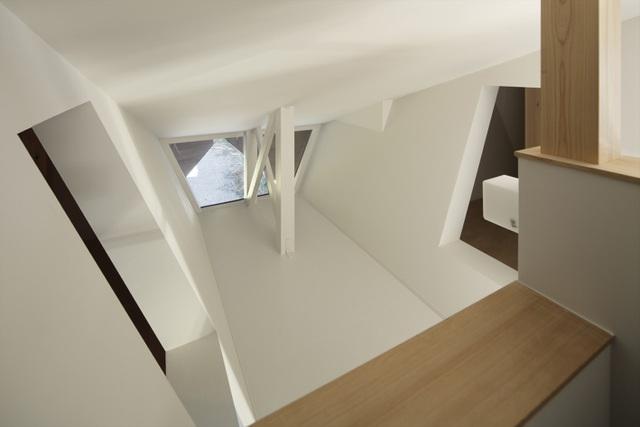 """Mê mẩn ngôi nhà ở vùng quê Nhật Bản lấy cảm hứng từ """"Origami"""" - 13"""