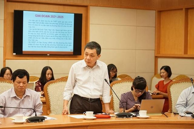Bộ trưởng Phùng Xuân Nhạ: Sẽ kết hợp thi THPT quốc gia trên giấy và máy tính từ năm 2021 - 3