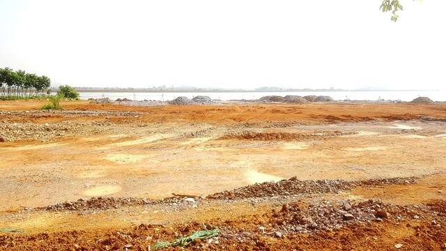 """Doanh nghiệp """"hô biến"""" 6,8ha đất hồ thủy lợi thành đất xây sân golf - 5"""