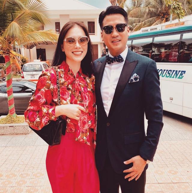 Vừa công khai yêu em chồng Hà Tăng, Linh Rin đã bất ngờ mặc áo dài cưới - 6