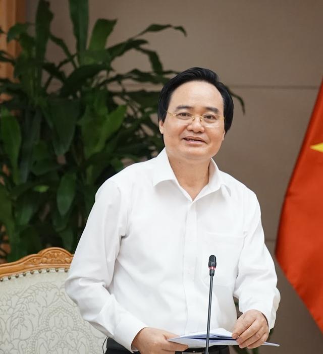 Bộ trưởng Phùng Xuân Nhạ: Sẽ kết hợp thi THPT quốc gia trên giấy và máy tính từ năm 2021 - 5
