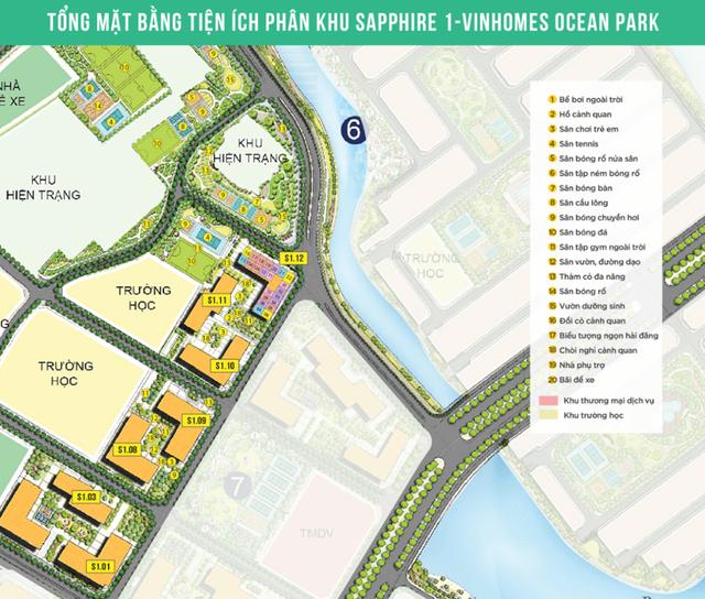 S1.12 – Sức hút từ tòa căn hộ hướng hồ Vinhomes Ocean Park - 4