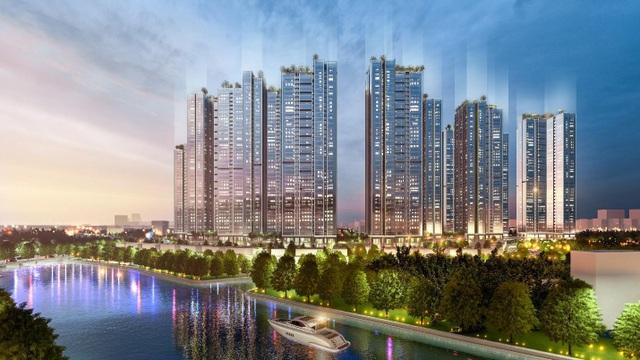 Sunshine City Sài Gòn: Mật mã nhận biết của giới thượng lưu - 4