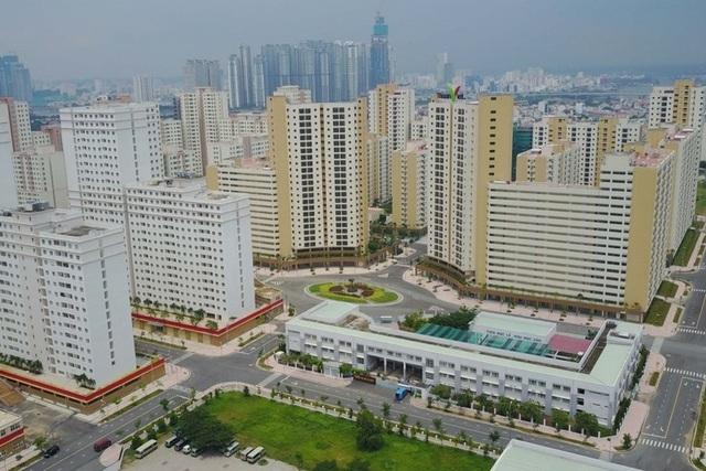 """14.000 căn hộ xây rồi bỏ hoang, triệu người """"phát thèm"""" - 1"""