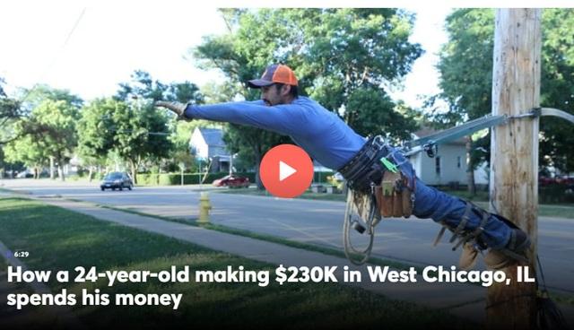 Kiếm 450 triệu đồng/tháng, quyết tâm thành triệu phú USD ở tuổi 30 - 1