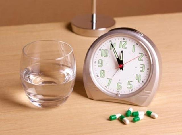Chọn thời điểm dùng thuốc thế nào để tăng hiệu quả? - 1