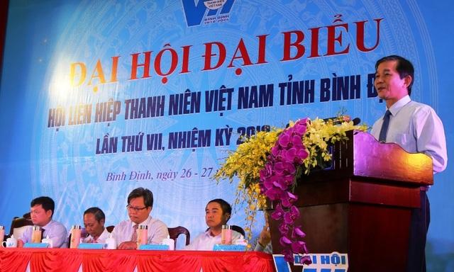 Bình Định: Thanh niên than khó với lãnh đạo tỉnh về nguồn vốn lập nghiệp - 1