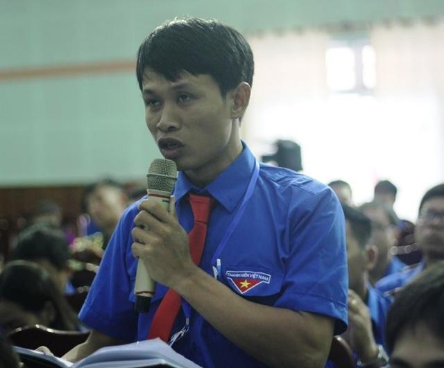 Bình Định: Thanh niên than khó với lãnh đạo tỉnh về nguồn vốn lập nghiệp - 2