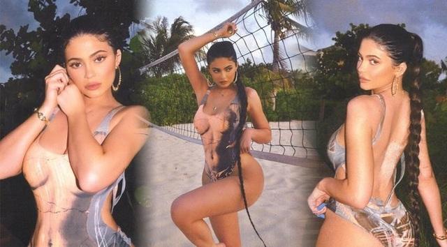 Kylie Jenner quá ốm và không thể tham dự tuần lễ thời trang Paris - 7