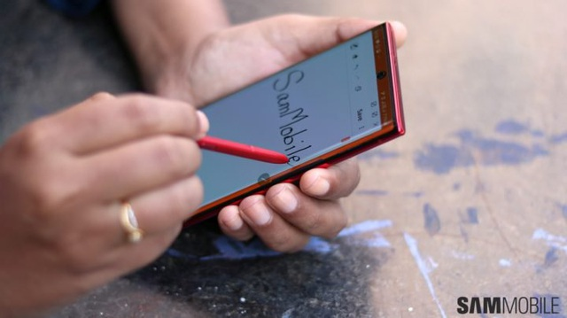 Samsung có thể sẽ ra mắt Galaxy Note giá rẻ - 1