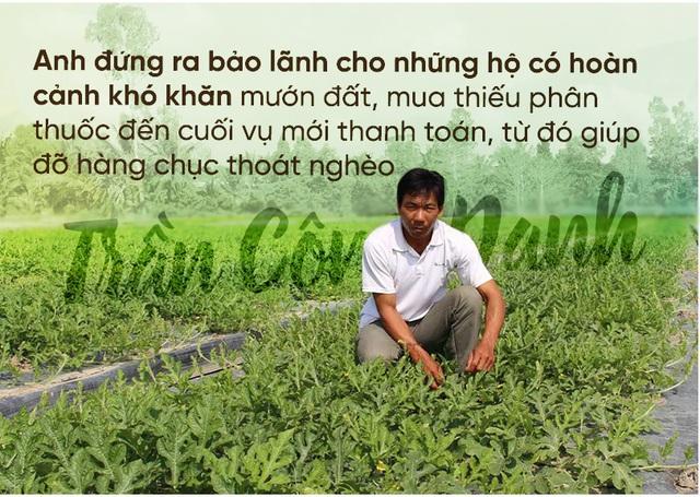 Anh nông dân kiếm tiền tỷ mỗi năm, bảo lãnh cho cả xóm làm giàu - 3