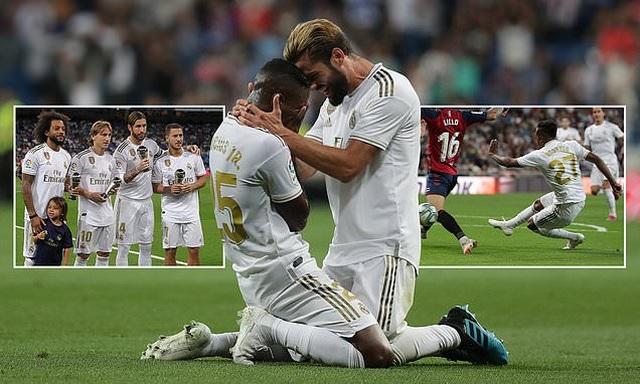 Đánh bại Osasuna, Real Madrid vươn lên dẫn đầu bảng La Liga - 7
