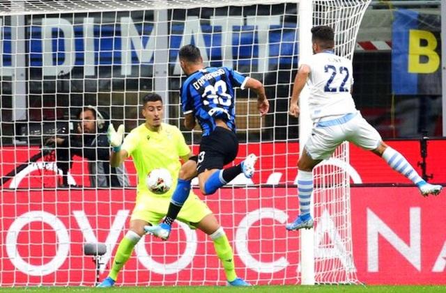 Thắng cả 5 trận thời Conte, Inter đòi lại ngôi đầu từ Juventus - 2