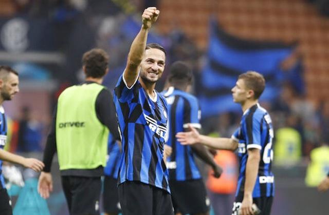 Thắng cả 5 trận thời Conte, Inter đòi lại ngôi đầu từ Juventus - 1