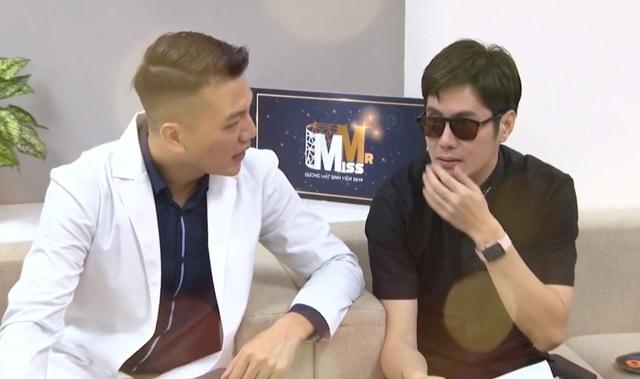 Bác sĩ thẩm mỹ hotboy lịch lãm đi chấm thi MrMiss- Gương mặt sinh viên 2019 - 4