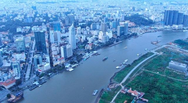 Ông Lê Thanh Hải đã ứng xử thế nào với khu đất 160ha tại Thủ Thiêm? - 1