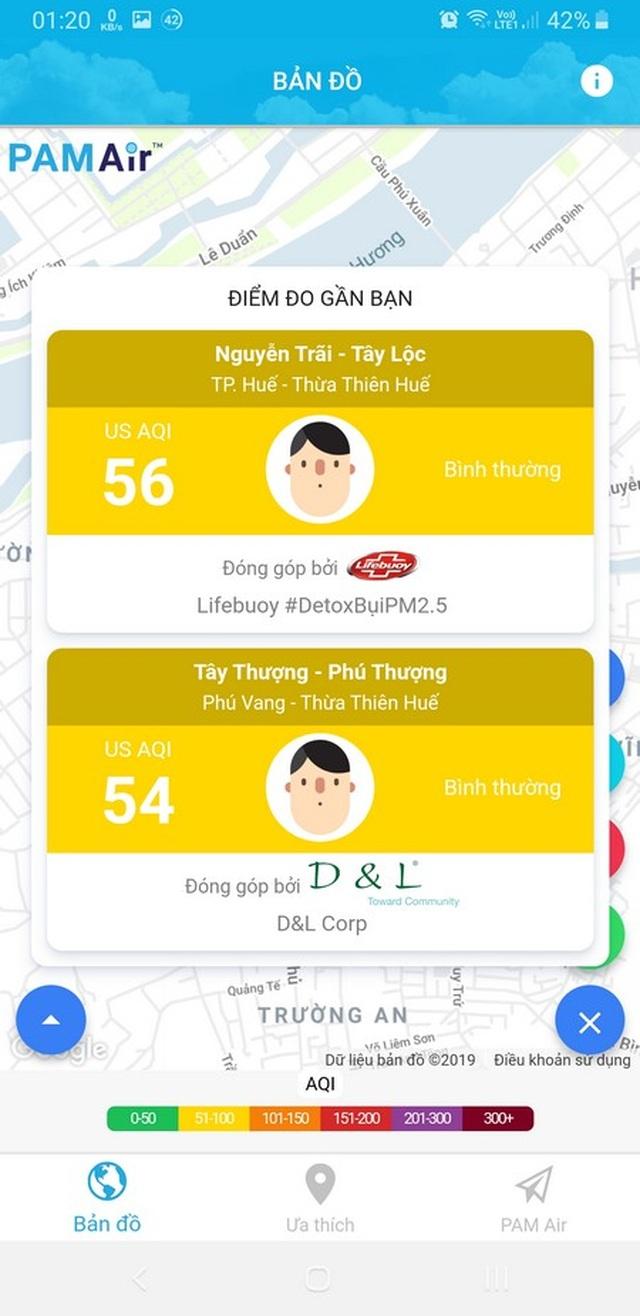 Ứng dụng hữu ích kiểm tra chất lượng không khí tại nơi bạn đang sinh sống - 5