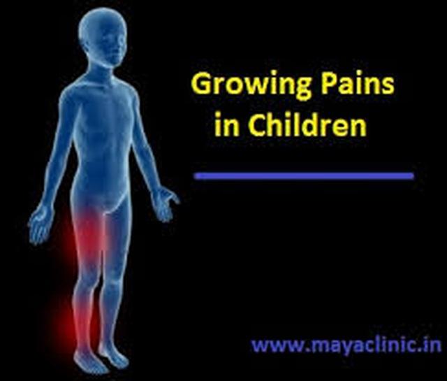"""Những điều cần biết về chứng đau cơ """"phát triển"""" ở trẻ - 1"""