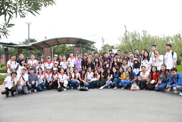 """Giới trẻ Việt đưa ý tưởng """"giải cứu"""" môi trường khi tham gia chương trình ý nghĩa của Tập đoàn SCG - 7"""