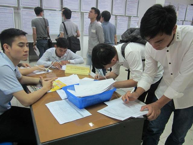 Hà Nội: Số lao động thất nghiệp đăng ký nhận hỗ trợ học nghề tăng gấp 3 lần - 2