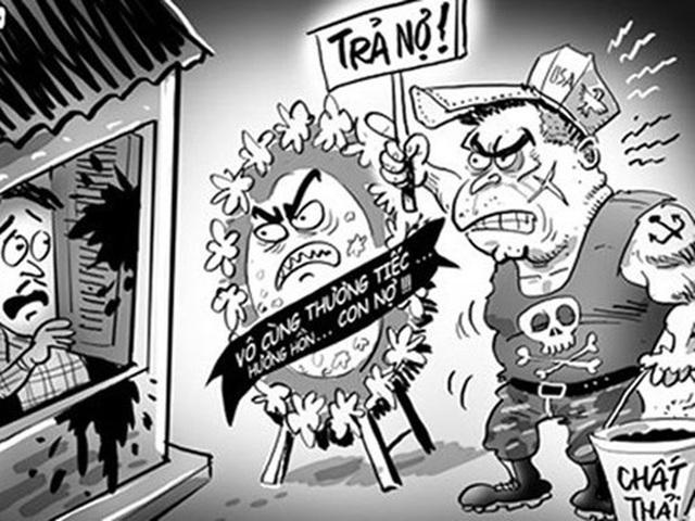Nguy cơ từ chủ nợ thành tội phạm khi thuê xã hội đen đòi nợ! - 1