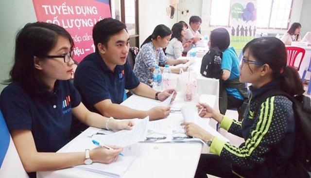 TP Hồ Chí Minh: Cần 20.000 chỗ làm việc trong tháng 6 - 1
