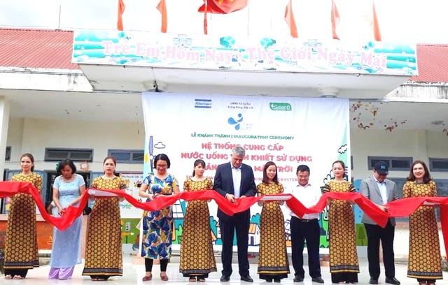 Dự án của Atlas Copco Việt Nam mang nước sạch đến trường mầm non Cư Pui – Đắk Lắk - 1