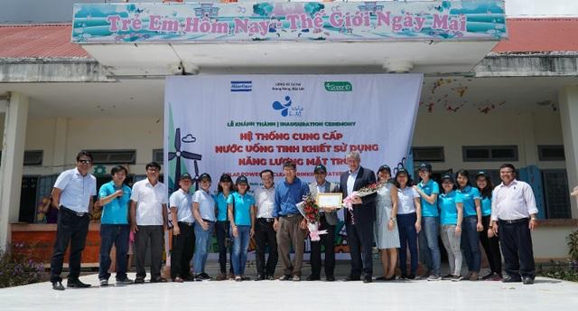 Dự án của Atlas Copco Việt Nam mang nước sạch đến trường mầm non Cư Pui – Đắk Lắk - 3